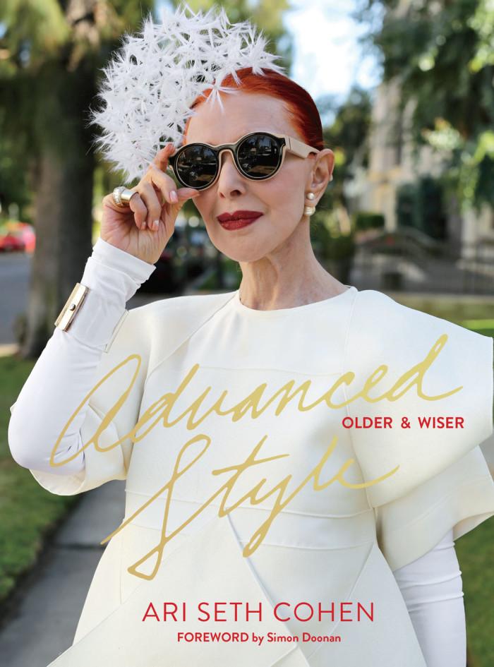 Förra bästsäljaren följs upp av Advanced Style: Older and Wiser. .