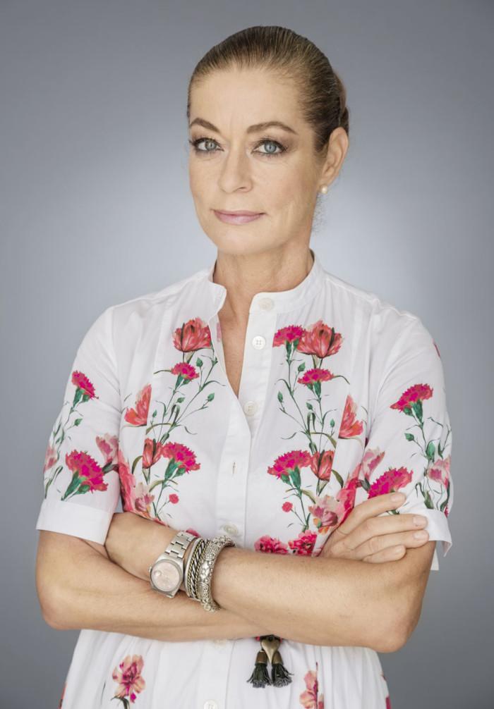 Designern och författaren Camilla Thulin.