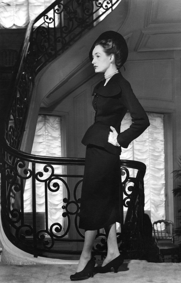 Dior, Paris 1949.