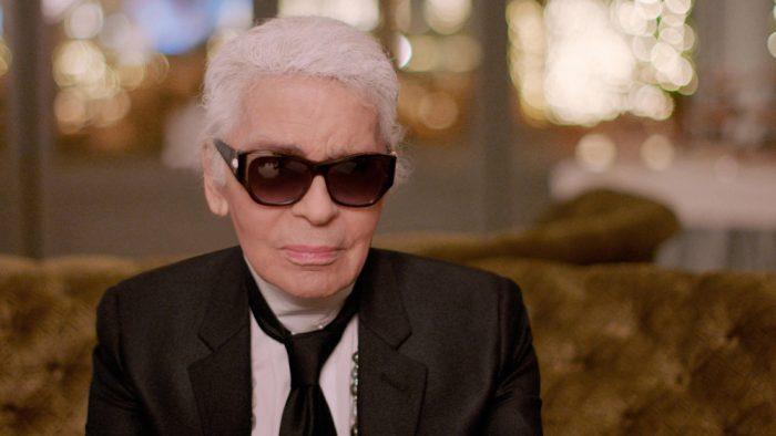 En lugnare pensionärstillvaro verkar inte ingå i Karl Lagerfelds framtidsplaner.